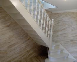 Деревянные лестницы №53