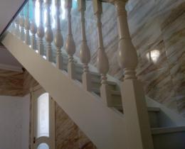 Деревянные лестницы №54