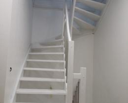 Деревянные лестницы №57