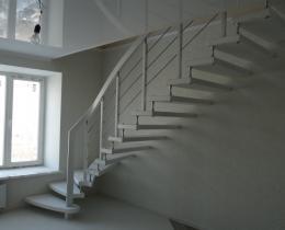 Деревянные лестницы №69