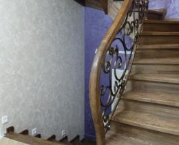 Деревянные лестницы №71