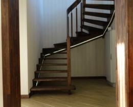 Деревянные лестницы №73