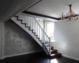 Деревянные лестницы №84