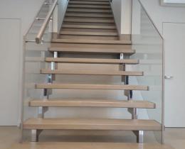 Деревянные лестницы №85