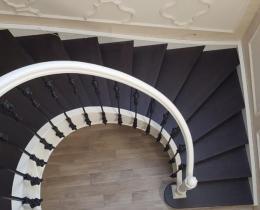 Деревянные лестницы №88