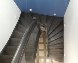 Деревянные лестницы №91