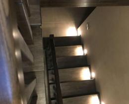 Деревянные лестницы №92