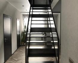 Деревянные лестницы №93