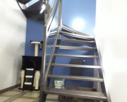Деревянные лестницы №94