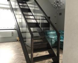 Деревянные лестницы №95