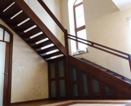 Деревянные лестницы №99