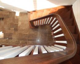 Деревянные лестницы №101