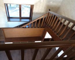 Деревянные лестницы №104