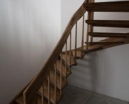 Деревянные лестницы №108