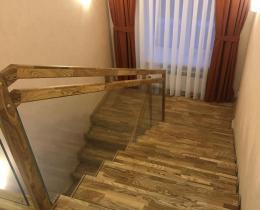 Деревянные лестницы №109