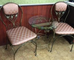 Кованые стулья в Воронеже №76