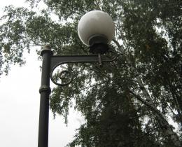 Кованые фонари в Воронеже №113