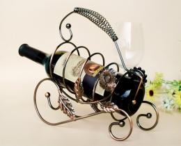 Кованые винницы, подставки под вино №37