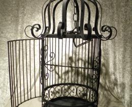 Кованая мебель для питомцев №113
