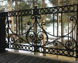 Кованые ограждения в Воронеже №70