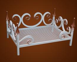 Кованая мебель для питомцев №114