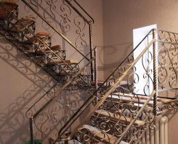 Кованые лестницы в Воронеже №82