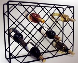 Кованые винницы, подставки под вино №47