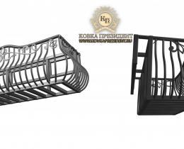 3D проекты ковки в Воронеже №99