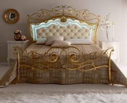 Кованые кровати в Воронеже №62