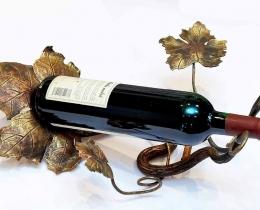 Кованые винницы, подставки под вино №42