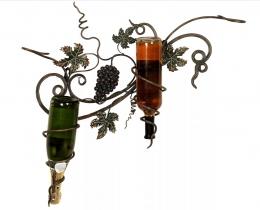 Кованые винницы, подставки под вино №44