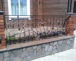 Кованые ограждения в Воронеже №73