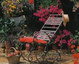 Кованые стулья в Воронеже №80