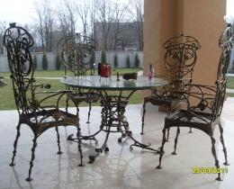 Кованые стулья в Воронеже №90