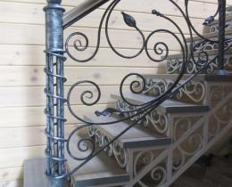 Кованые лестницы в Воронеже №100