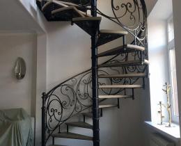 Кованые лестницы в Воронеже №84