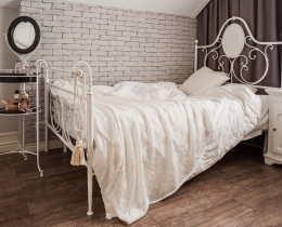 Кованые кровати в Воронеже №100