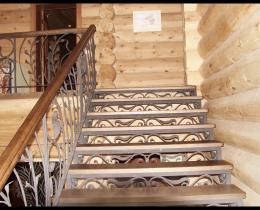 Кованые лестницы в Воронеже №85