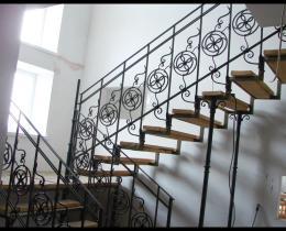 Кованые лестницы в Воронеже №86
