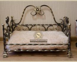 Кованая мебель для питомцев №11