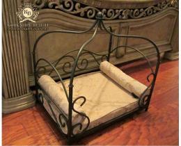 Кованая мебель для питомцев №28