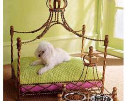 Кованая мебель для питомцев №30