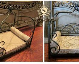 Кованая мебель для питомцев №32