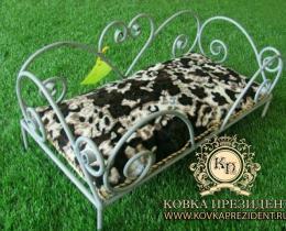 Кованая мебель для питомцев №54