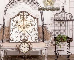 Кованая мебель для питомцев №43