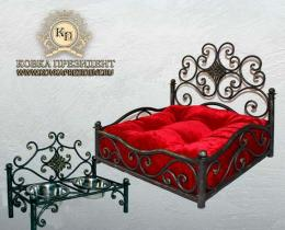 Кованая мебель для питомцев №63