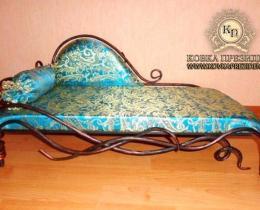 Кованая мебель для питомцев №72
