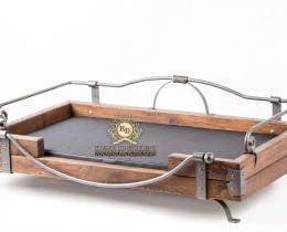 Кованая мебель для питомцев №45