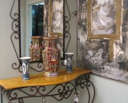 Кованые зеркала в Воронеже №148