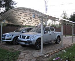Кованые навесы Воронеж №68